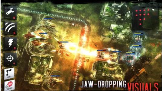 jeux graphiques HD pour Android
