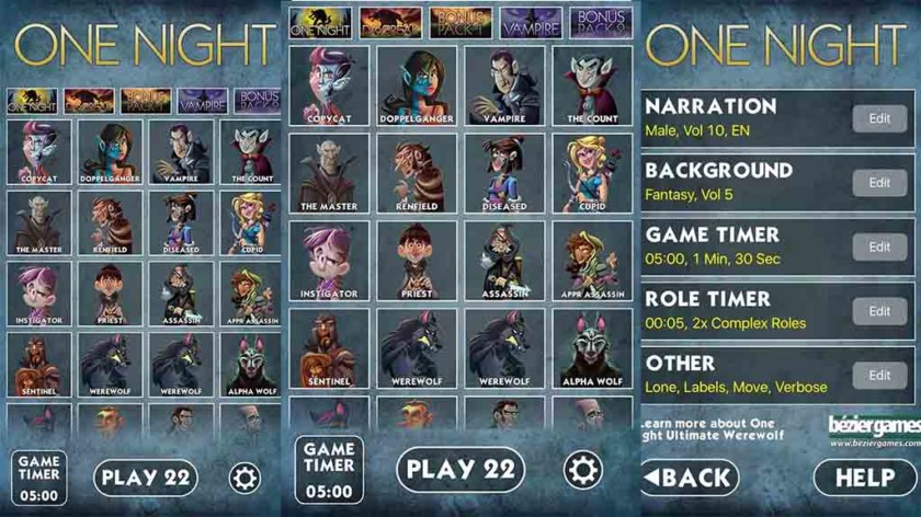 jeux de société pour Android