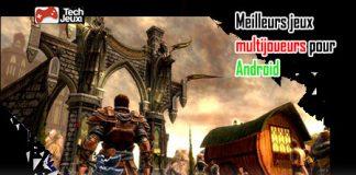 jeux multijoueurs pour Android
