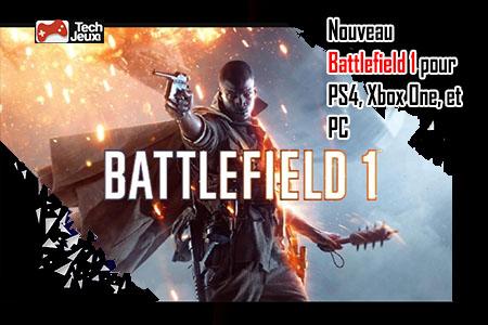 Nouveau Battlefield 1