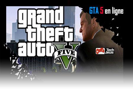 GTA 5 en ligne