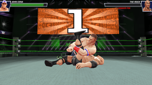 jeu WWE android