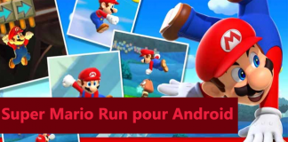 Super Mario Run pour Android