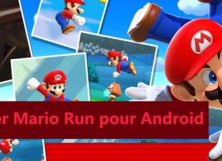 Super Mario Run pour Android