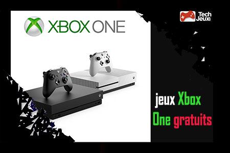 jeux Xbox One gratuits avril