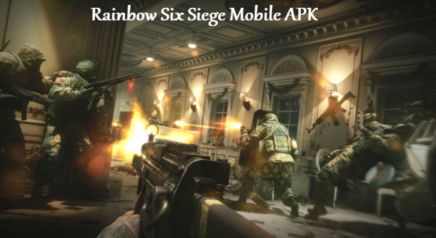Rainbow Six Siege Mobile APK
