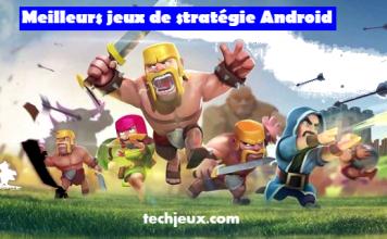 meilleurs jeux de stratégie Android 2018