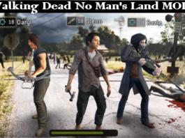The Walking Dead No Man's Land MOD APK