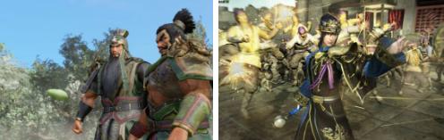 Dynasty Warriors 8 Empires gratuit pour pc