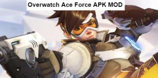 Overwatch Ace Force APK MOD
