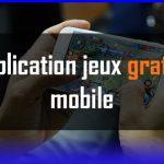 application jeux gratuit mobile