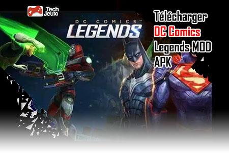 DC Comics Legends MOD APK