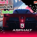 Asphalt 9 Legends APK MOD