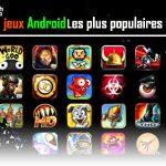 jeux Android les plus populaires