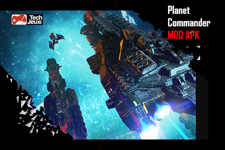 Planet Commander MOD APK