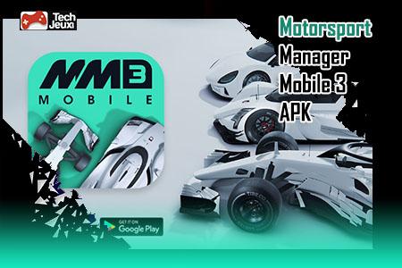 Motorsport Manager Mobile 3 APK MOD