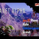Jeu PC Planet Alpha gratuit