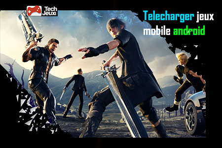 Telecharger jeux mobile android