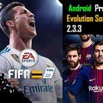 PES 2018 APK MOD Android Pro Evolution Soccer