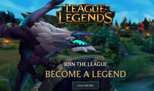 Compte League of Legends