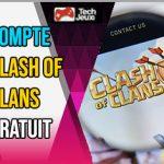 compte Clash of Clans gratuit