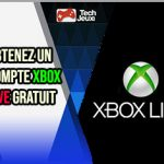 compte Xbox Live gratuit