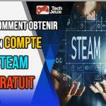 compte steam gratuit