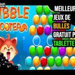 jeux de bulles gratuit pour tablette
