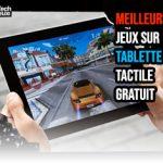 jeux sur tablette tactile gratuit