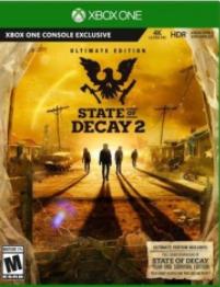 Jeux de zombie xbox one