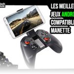 Jeux Android compatible manette