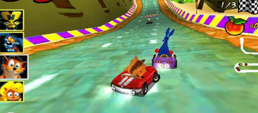 Crash Bandicoot Mobile APK